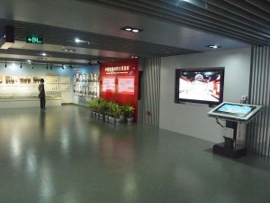 3rd floor gift shop and lcd flat panel displays